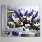 Hand Painted Oil Painting Still Life Floral 1303-SL0073