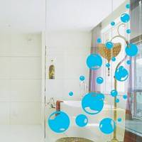 Bubbles Wall Sticker