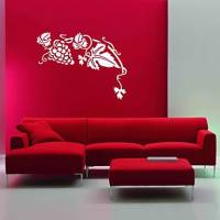 Grapevine Wall Sticker (0565 -gz139)