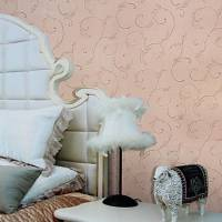Venus Classical Country Leaves Wallpaper 8 Colors