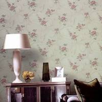 Venus Classical Country Floral Wallpaper 8 Colors